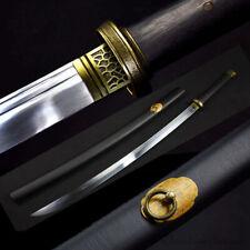 Devil Magic Sword High Carbon Steel Blade Sharp Battle ready #1338