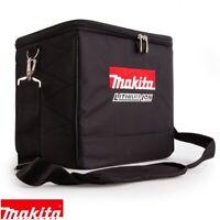 Makita 831373-8 Black Cube Canvas Nylon Tool Bag 10 Inch/225mm