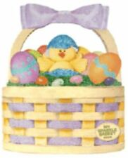 My Sparkle Basket Easter Book by Jackie Wolf - Euc - Can be photo personalized