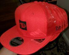 San Francisco 49ers Kyle Shanahan Sideline Trucker Hat New Era (AUTHENTIC)