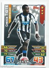 2015 / 2016 EPL Match Attax Base Card (190) Cheick TIOTE Newcastle