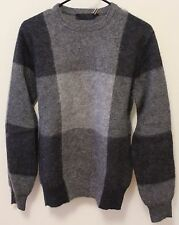 Alexander Mcqueen Plaid Mohair Sweater Size Small Brand New