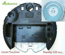 Corpo Macchina Roomba 530 con Scheda Madre Sensori Mainboard Chassis errore 9 be