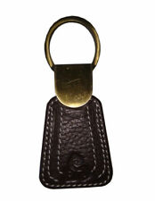 Pierre Cardin Leather Keyring (Brown)