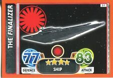 Star Wars The Force Awakens Force Attax Extra Card #51 The Finalizer