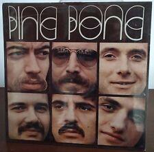 Ping Pong LP 1973 Progressive Italiano Spark – SRLP 264 Originale Still Sealed