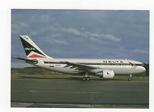 Delta Airlines Airbus A310-222 Aviation Postcard, A658