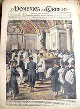 238) 1937 BATTESIMO DI GRUPPO A VENEZIA E INCIDENTE CIRCO A MYSLOVITZ IN POLONIA