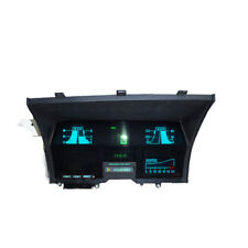 GM CHEVY S10 S15 Bravada Jimmy Blazer Digital Instrument Cluster Quality Reman