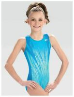 GK Elite GymTek Steadfast Competitor Gymnastics LEOTARD Child Adult Sizes New