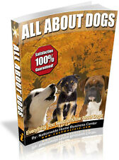 ALL ABOUT DOGS PDF EBOOK FREE SHIPPING RESALE RIGHTS