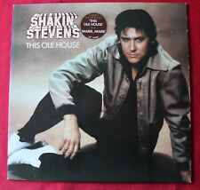 Shakin Stevens, this ole house,  LP - 33 tours
