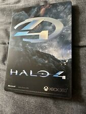 Xbox 360 Game Halo 4 steelbook edition