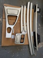 OEM BMW 3 SERIES E92 E93 E91 E90 ALUMINIUM INTERIOR DASH DOOR TRIMS  6958242