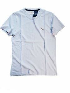 ABERCROMBIE & FITCH 【 LARGE】SHIRT SIGNATURE ICON CREW 【 124-228-0924-210】
