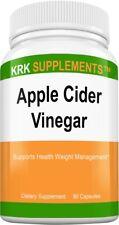 1 Apple Cider Vinegar 1000mg per serving 90 Capsules