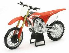 Honda Crf450r 2017 Red - NewRay 1 12 Scale Diecast Model Motorcycle