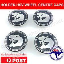 HOLDEN HSV COMMODORE WHEEL CENTRE CAPS 63mm VT VX VY VZ VE VF CENTER HUBS 4PCS