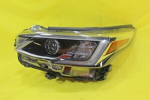 🔮 20 2020 Subaru Legacy Outback Left LH Driver Headlight OEM *2 TABS DAMAGED*