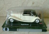 Del Prado 1/43 Bugatti Royale Car Collection Diecast