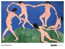 Dance I by Henri Matisse Art Print Modern Nude MOMA Museum Poster 27.5x36.5