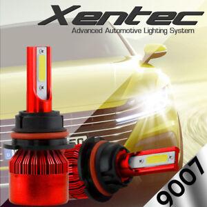 CREE 488W 48800LM LED Headlight Kit 9007 HB5 Hi/Low Beam Bulbs 6000K High Power