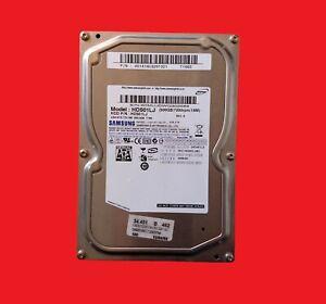 HD 500 SAMSUNG HARD DISK  500 GB SATA II 3GBs HD501LJ PER PC DESKTOP