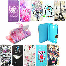 Wallet Card Flip Leather Pouch Cover Case For Sony Xperia Z5 Z4 Z3 iPhone SE 6S