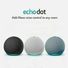 Amazon Echo Dot 4th Generation Smart Speaker With Alexa - UK Model, Sealed Box