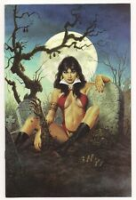 VAMPIRELLA:THE SECOND COMING #4 JUSKO VIRGIN EXCLUSIVE GRAHAM CRACKERS COVER NM+