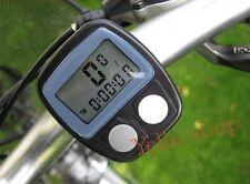 Fahrradcomputer mit 14 Funktionen abnehmbarer Tacho und  Scanfunktion