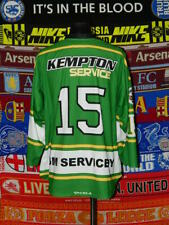 5/5 KePo adults XL MINT #15 ice hockey shirt jersey top