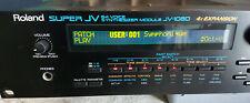 ROLAND JV1080 2U Vintage Module - Very good conditions                       %