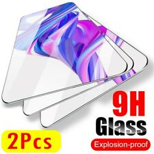 New Case-Friendly Tempered Glass Screen Protector For Huawei Honor 9X [2 Pack]