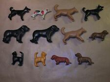 LOT PLAYMOBIL / 10 CHIENS, 2 CHATS / TRES BON ETAT