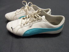 PUMA Drift Cat Sneaker weiß türkis Gr. 38 oder UK 5