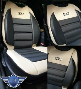 SKODA ROOMSTER KAROQ OCTAVIA SUPERB ONE SEAT COVER MAT ART. LEATHER & FABRIC