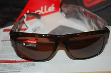 bolle clint 10999 polarized sunglasses shiny tortoise a14 oleo ar 6 base NEW