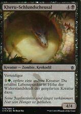Kheru-Schlundscheusal FOIL / Kheru Dreadmaw | NM | Khans of Tarkir | GER | Magic