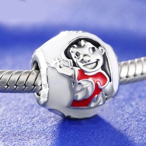 LOVELY LILO AND STITCH SILVER CHARM GENUINE BARGAIN! LIMITED QTY SALE