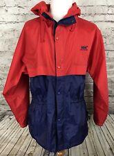 Helly Hansen Tech Packable Mesh Lined Vented Windbreaker Rain Jacket Men's L