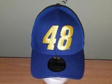d9ae9ad62dd Jimmie Johnson New Era Blue  48 Fitted M L New Hat FREE SHIPPING
