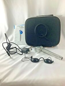 Quasar Baby Blue Skincare Light Therapy Device Anti Acne