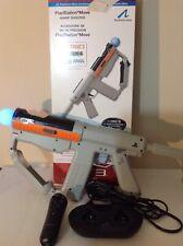 Sony PS3 Sharp Shooter Motion / Navigation Controllers Charging Base Bundle