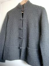 Gorgeous SHANGHAI TANG Cashmere Cardigan Jacket