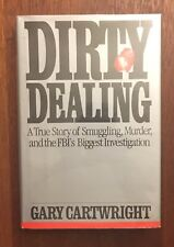 Dirty Dealing By Cartwright, 1st Edition, Gambling, Crime, Con