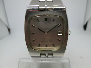 VINTAGE OMEGA CONSTELLATION CHRONOMETER CAL.1001 TIFFANY& CO AUTOMATIC MENSWATCH