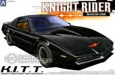 Knight Rider K2000 K.I.T.T. KITT Season 1 Pontiac Transam 1/24 Aoshima
