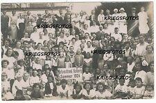 Kołobrzeg Kolberg Pommern 1924 Gruppenbild Jugend  Polen Postkarte