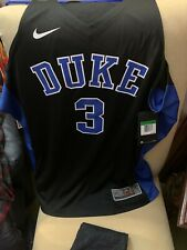 Duke Basketball Jersey #3 Grayson Allen Nike Dry Fit  Size XL